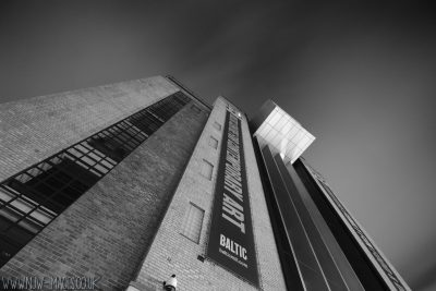 The Baltic Flour Mills - Newcastle Quayside