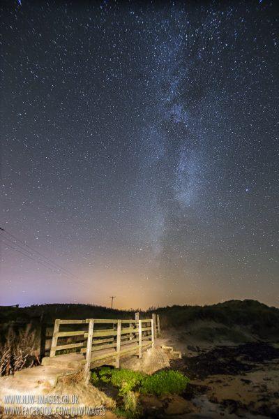 Boulmer Milky Way