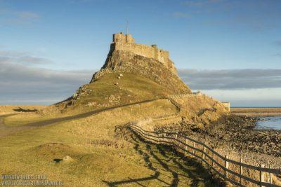 Holy Island - Lindisfarne Castle