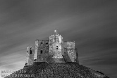 Warkwarth Castle - Northumberland