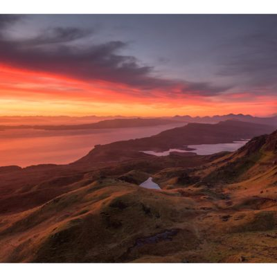 Sunrise at the Old Man of Storr - Isle of Skye